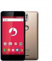 "Smartphone Positivo Twist M Android 6.0 3g 5"" 16gb Dourado -"