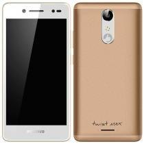 "Smartphone Positivo Twist Max Tela 5"" 3G 16GB Dourado -"