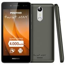 "Smartphone Positivo Twist Max Tela 5"" 3G Android 7.0 16GB -"