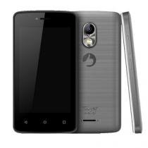 Smartphone Positivo Twist Mini S430 Cinza com Dual Chip, Tela 4, Android 6.0, Câmera 8MP, 3G, Wi-Fi, -