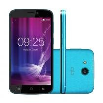Smartphone Qbex Snap X Azul A5 - Qbex