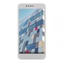 Smartphone Quad Core 5.5 Pol 16Gb Android 5 2 Chip Branco Ms55 Multilaser -