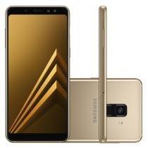 Smartphone Samsung A530F Galaxy A8+ Dourado 64 GB -