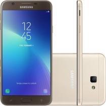 Smartphone Samsung G611M Galaxy J7 Prime 2 TV Dourado 32 GB -