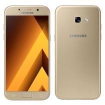 Smartphone Samsung Galaxy A5 2017 Duos SM-A520F/DS Dourado, Tela 5.2, 32GB, Câm 16MP, And 6.0 - 4G -