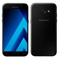 Smartphone Samsung Galaxy A5 2017 Duos SM-A520F/DS Preto, Tela 5.2, 32GB, Câm 16MP, And 6.0 - 4G -