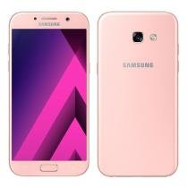 Smartphone Samsung Galaxy A5 2017 Duos SM-A520F/DS Rosa, Tela 5.2, 32GB, Câm 16MP, And 6.0 - 4G -