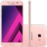 "Smartphone Samsung Galaxy A5 2017, Rosa, A520, Tela de 5.5"",64GB, 13MP - Samsung"