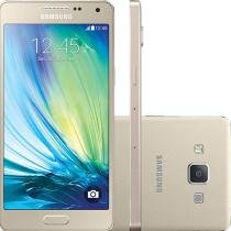 Smartphone Samsung Galaxy A5 4G 16GB Tela 5 Android 4.4 Câmera 13MP Dual Chip -