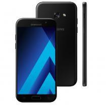 """Smartphone Samsung Galaxy A5, 5.2"""", 64GB, 4G, 16MP, Android 6.0 - Preto -"""