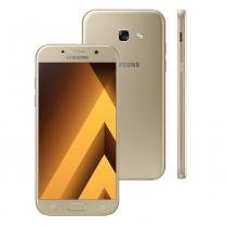 "Smartphone Samsung Galaxy A5, 64GB, 5.2"", 4G, 16MP, Android 6.0 - Dourado -"