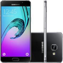 Smartphone Samsung Galaxy A5 Duos 2016 SM-A510M/DS Preto Câmera 13MP Frontal 5MP 2GB RAM - Samsung