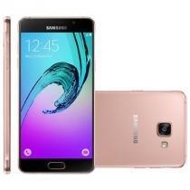 Smartphone samsung galaxy a5 duos rosê, 4g, 16gb, 13mp - a510m/ds - Sansung