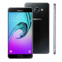 """Smartphone Samsung Galaxy A7, 5.5"""", 4G, 13MP, Android 5.1 - Preto -"""