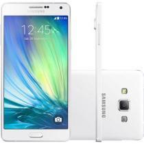 "Smartphone Samsung Galaxy A7 Duos 16GB Dual Chip - 4G Câm. 13MP + Selfie 5MP Tela 5.5"" Octa Core"