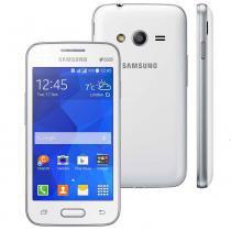 Smartphone Samsung Galaxy Ace 4 Lite G313 4GB Tela 4 Android 4.4 Dual Chip SM-G313MRWDZTO -