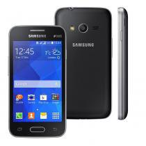 Smartphone Samsung Galaxy Ace 4 Neo Duos G316ML 4GB Tela 4 Android 4.4 Câmera 3MP Dual Chip -