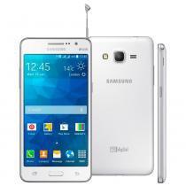 Smartphone Samsung Galaxy Gran Prime G530BT 8GB Tela 5 Câmera 8MP Dual Chip TV Digital -