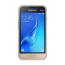 Smartphone Samsung Galaxy J1 Mini Duos Tela 4.0P Câmera 5MP Quad Core - J105B -