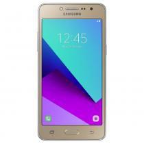 Smartphone Samsung Galaxy J2 Prime TV Dual,Tela 516GB Quad Core 1.4GHz,8MP+MP 4G,Android6.0 Dourado -