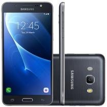 Smartphone Samsung Galaxy J5 Metal 16GB Preto - Dual Chip 4G Câm 13MP + Selfie 5MP Flash Tela 5,2""