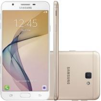 """Smartphone Samsung Galaxy J5 Prime 32GB Dual Chip 4G 5"""" Câmera 13MP Selfie 5MP Android 6.0 Dourado -"""