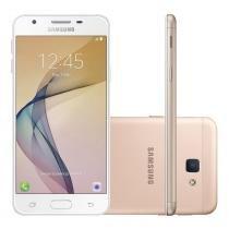Smartphone Samsung Galaxy J5 Prime G570M Dourado -