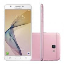 """Smartphone Samsung Galaxy J5 Prime Rosa Dual Chip 32GB Tela 5"""" 4G Câmera 13MP Quad Core 1.4 GHz - Samsung"""