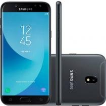 Smartphone Samsung Galaxy J5 Pro Preto Dual Chip 32GB Tela 5.2 4G Câmera 13MP Octa-Core 1.6GHz - Samsung