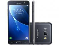 Smartphone Samsung Galaxy J7 Metal 16GB Preto - Dual Chip 4G Câm 13MP + Selfie 5MP Flash Tela 5,5""