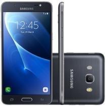 "Smartphone Samsung Galaxy J7 Metal Duos J710M, Preto, Tela 5.5"", 13MP, 16GB, Android 6.0 - 4G+WiFi - Samsung"