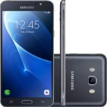 Smartphone Samsung Galaxy J7 Metal, Preto, J710M, Tela de 5.5, 16GB, 13MP -