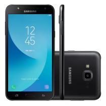 Smartphone Samsung Galaxy J7 Neo TV Preto, Tela 5.5, Dual Chip, Câm 13MP, 16GB, Android 7 -