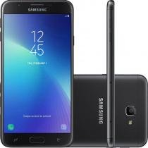 "Smartphone Samsung Galaxy J7 Prime 2 Preto 32GB Dual Chip com TV Digital HD Tela 5.5"" Camera 13MP -"