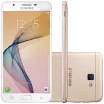 Smartphone Samsung Galaxy J7 Prime, Dual Chip, Tela 5.5, 4G, 3GB RAM, 32GB Mem, 13MP, Dourado - Samsung