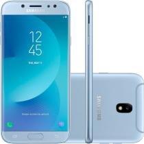 Smartphone Samsung Galaxy J7 Pro 7.0 64GB 5.5 4G 13MP - Azul -