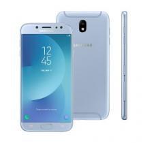 "Smartphone Samsung Galaxy J7 Pro Azul 64GB,Tela 5.5"",Câmera 13MP,Dual,Android,7.0,Octa Core 3GB RAM -"
