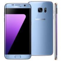 "Smartphone Samsung Galaxy S7 edge, 32GB, 5.5"", Android 6.0, 4G, 12MP - Azul -"