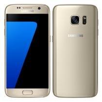 Smartphone Samsung Galaxy S7 Edge Dourado - Samsung