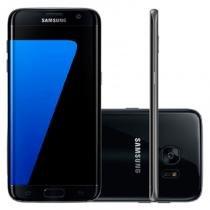 Smartphone Samsung Galaxy S7 Edge Single G935 32GB Tela 5.5 Android 6.0 Câmera 12 MP -