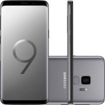 Smartphone Samsung Galaxy S9 Dual Chip Android 8.0 Tela 5.8 Polegadas Octa-Core 2.8GHz 128GB 4G Câmera 12MP -