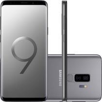 Smartphone Samsung Galaxy S9 Plus Dual Chip Android 8.0 Tela 6.2 Polegadas Octa-Core 2.8GHz 128GB 4G Câmera 12MP Dual Cam -