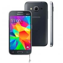Smartphone Samsung Galaxy Win 2 G-360 4G 8GB Tela 5 Android 4.4 Câmera 5MP TV Digital Dual Chip -