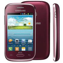 Smartphone Samsung Galaxy Y Young S6293T 4GB Plus TV Digital Dual Chip GT-S6293ZWBZTO -