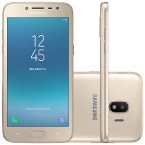 Smartphone Samsung J250M Galaxy J2 Pro Dourado 16 GB -