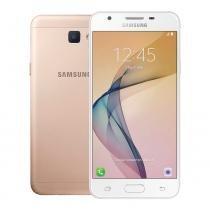 """Smartphone Samsung J5 Prime Dourado G570M Tela 5"""", 32GB, 13MP - Celulares e telefones"""