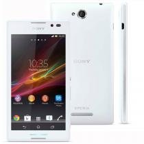 Smartphone Sony Xperia C C2304 4GB Tela 5 HD Android 4.2 Quad Band Dual Chip C2304 -