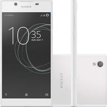 "Smartphone Sony Xperia L1 16Gb Dual Chip Android Tela 5,5"" Quad Core - Branco -"
