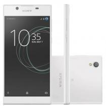 "Smartphone Sony Xperia L1 Branco 5,5"" Câmera 13MP 16GB Quad Core Dual SIM 2GB de RAM -"