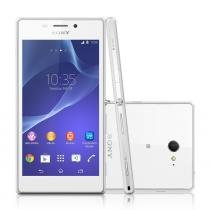 Smartphone Sony Xperia M2 Branco -